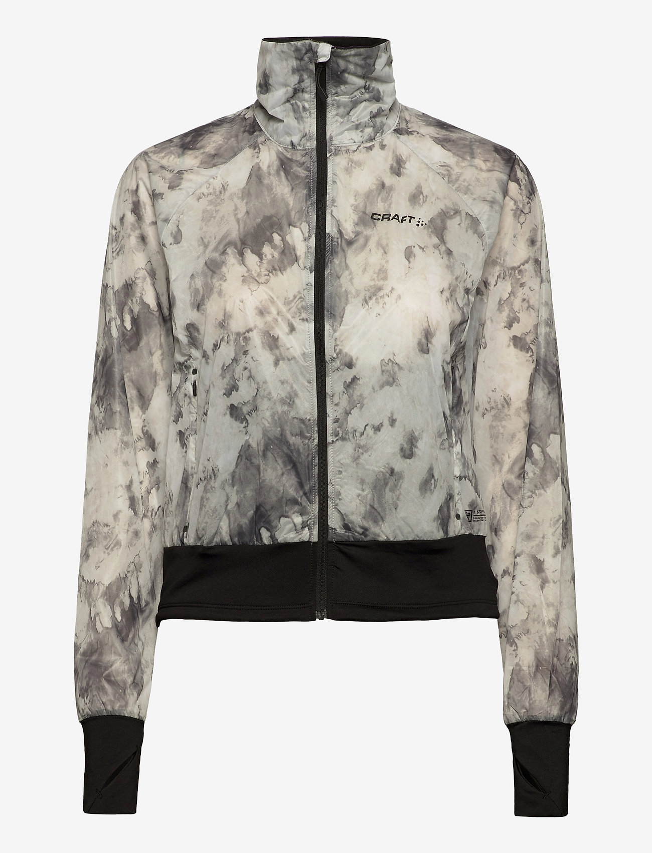 Craft - PRO GLOW IN THE DARK LUMEN JKT W - training jackets - p nova/black - 0