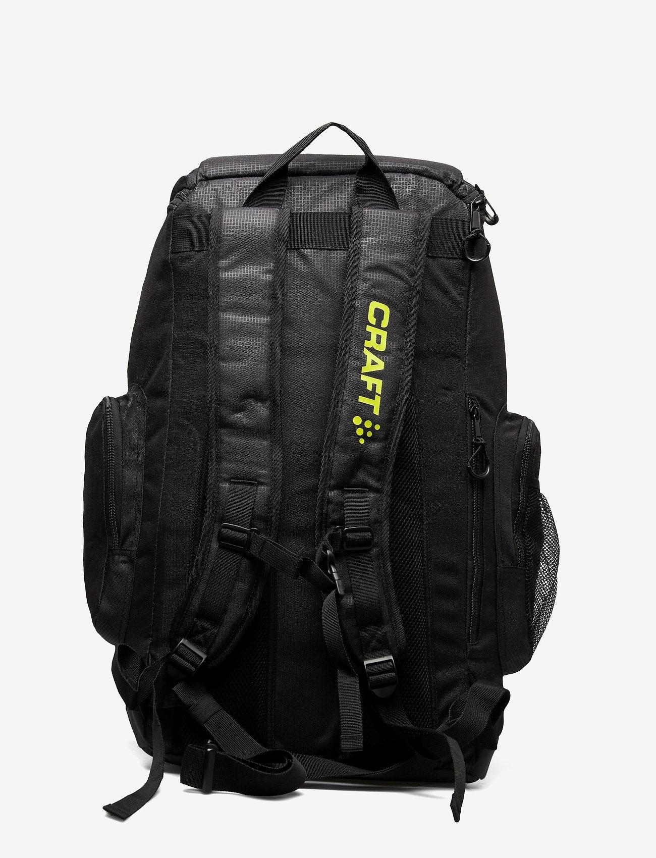 Craft - TRANSIT EQUIPMENT BAG 65 L - racketsporttassen - black - 1