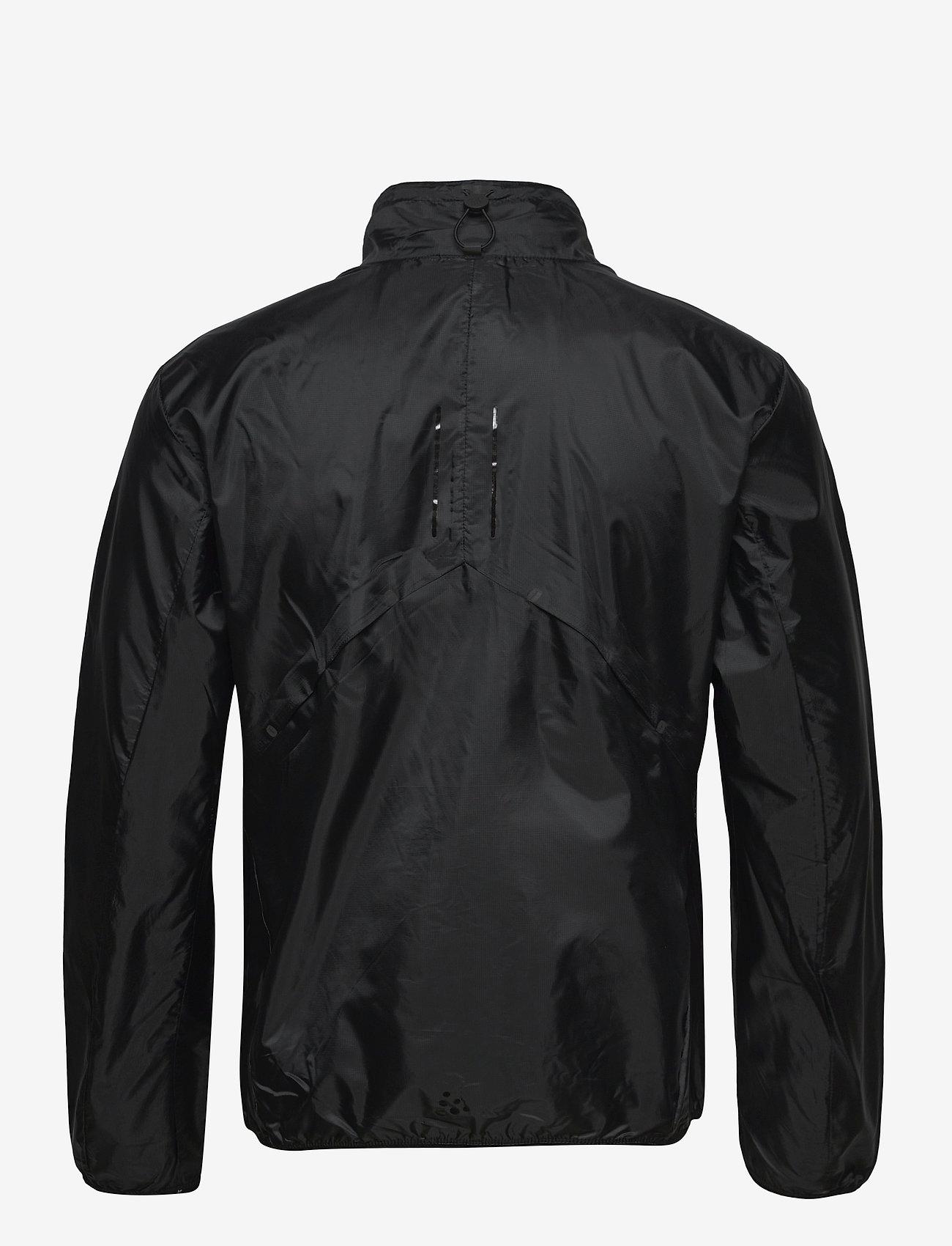 Craft - PRO HYPERVENT JACKET M - sportsjakker - black - 1