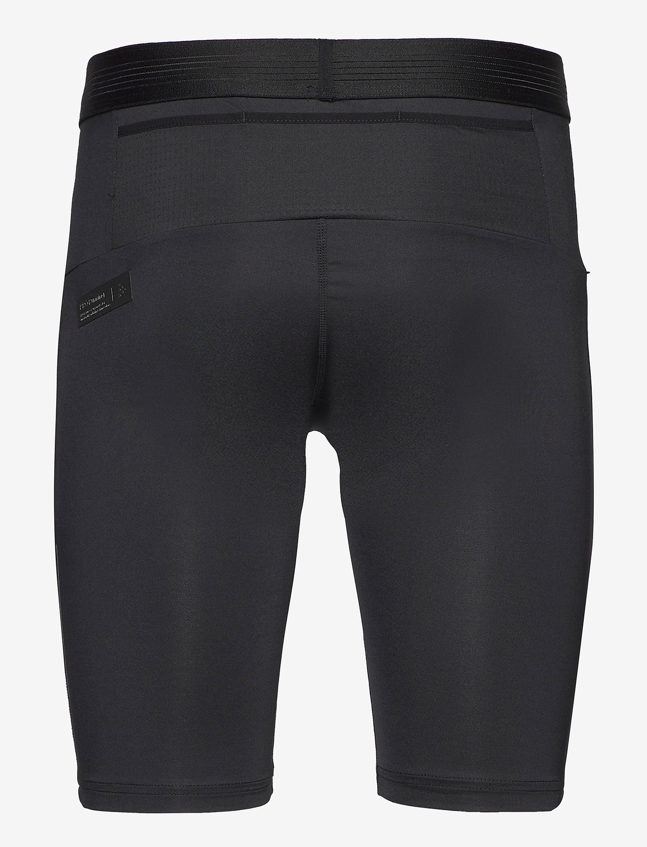 Craft - PRO HYPERVENT SHORT TIGHTS M - løbe- og træningstights - black/whisper - 1
