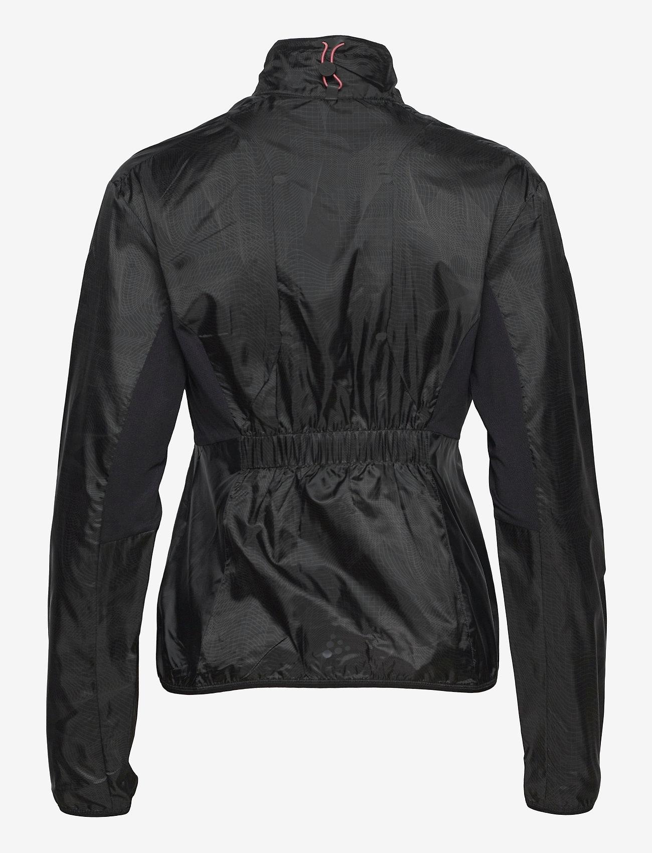 Craft - PRO HYPERVENT JACKET W - training jackets - black - 1