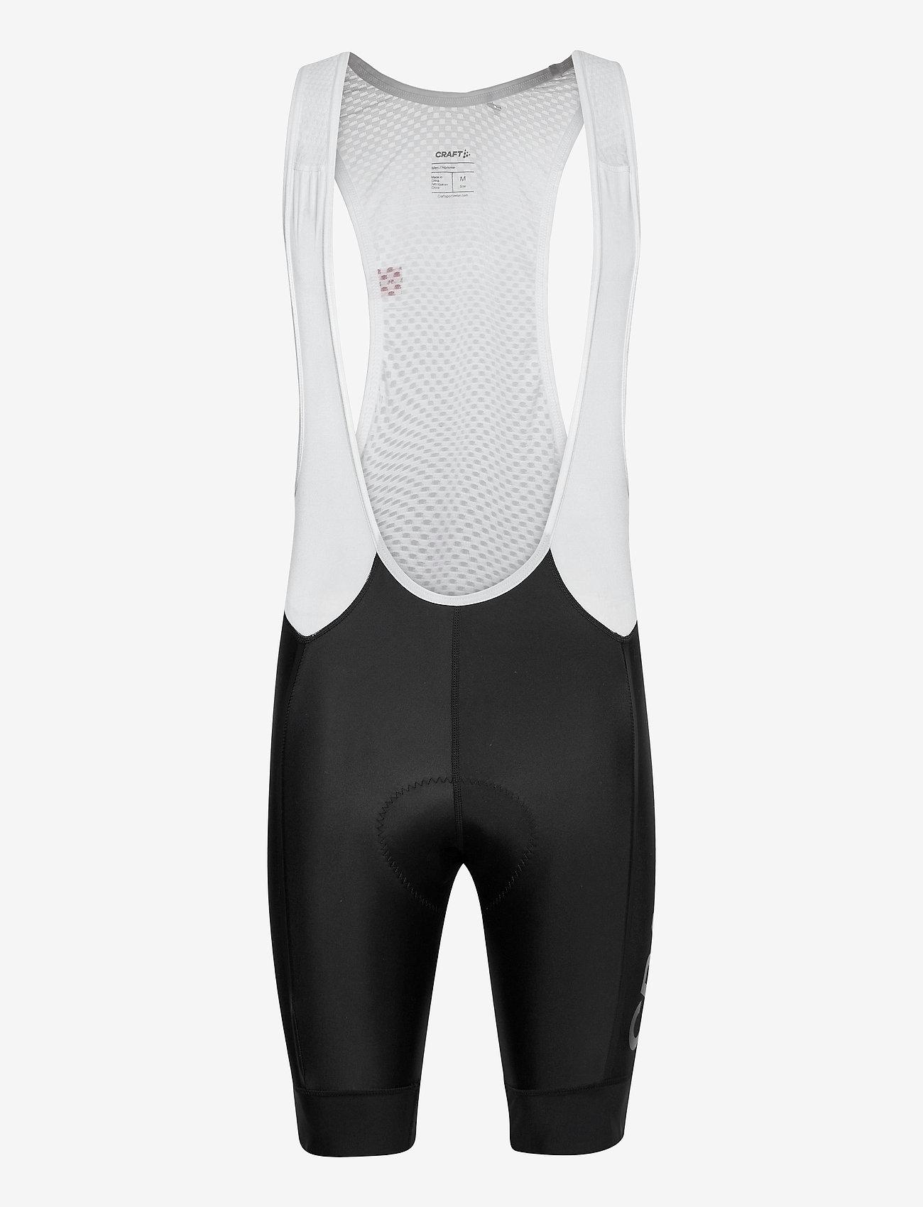 Craft - Adv Endur Bib Shorts M - cycling shorts & tights - black-white - 0