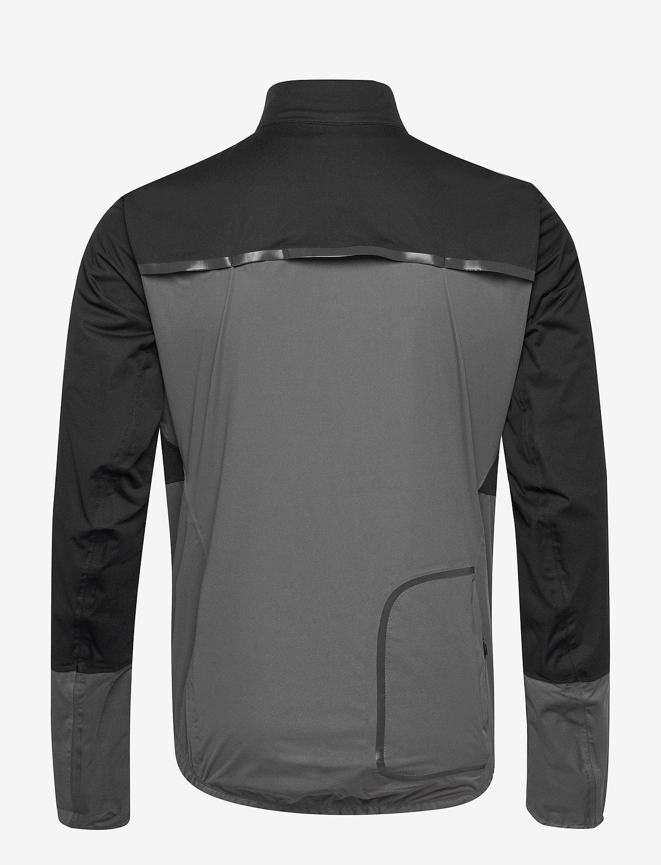 Craft - Adv Endur Hydro Jkt M - sportjassen - black-granite - 1