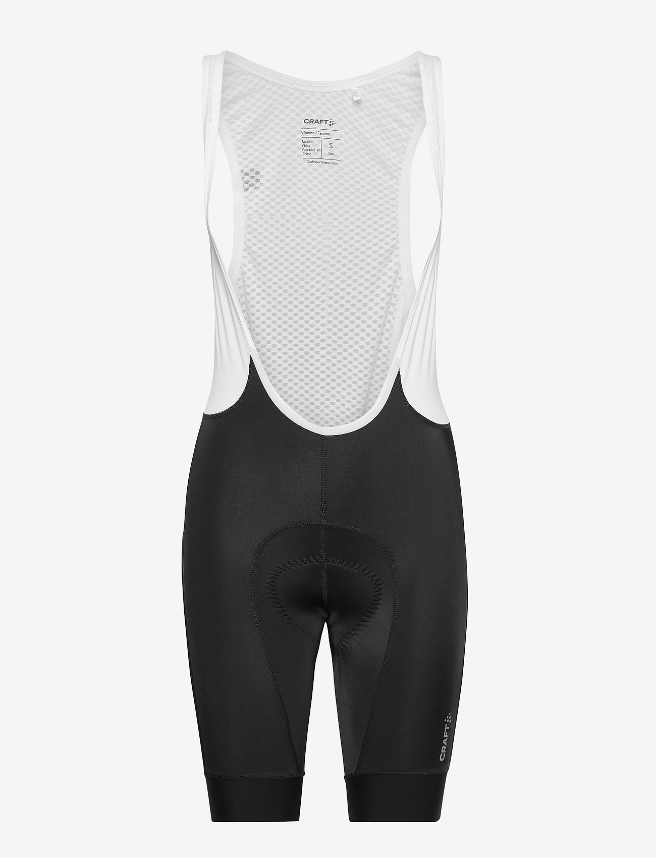 Craft - Adv Endur Bib Shorts W - wielrenshorts & -leggings - black - 0