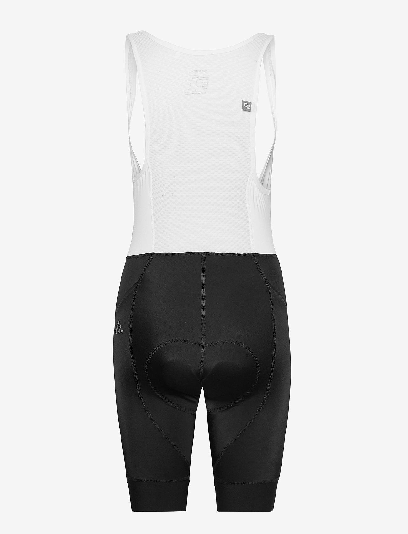 Craft - Adv Endur Bib Shorts W - wielrenshorts & -leggings - black - 1
