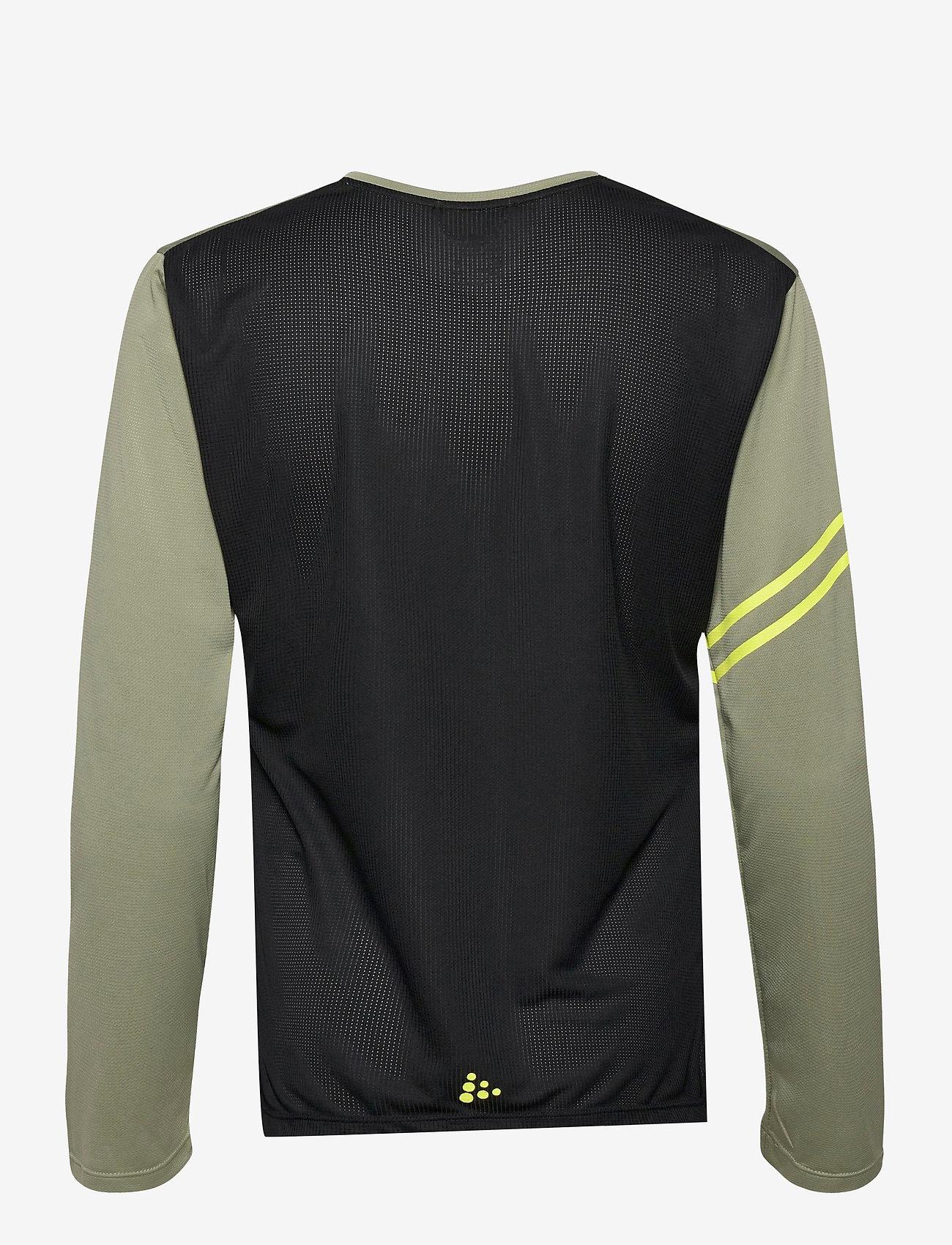 Craft - Core Offroad XT LS Jersey W - topjes met lange mouwen - forest-black - 1
