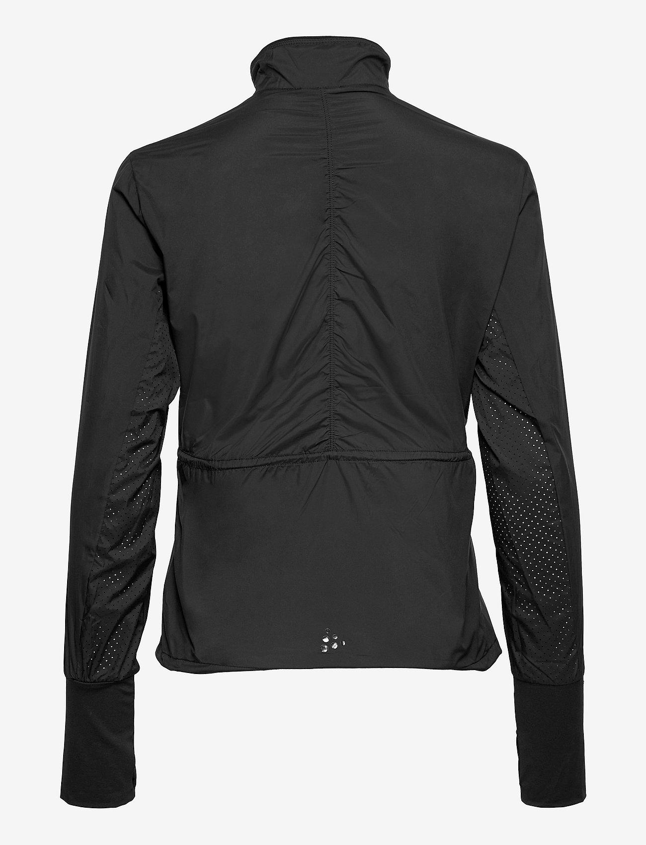 Craft - ADV Essence Wind Jacket W - treenitakit - black - 1