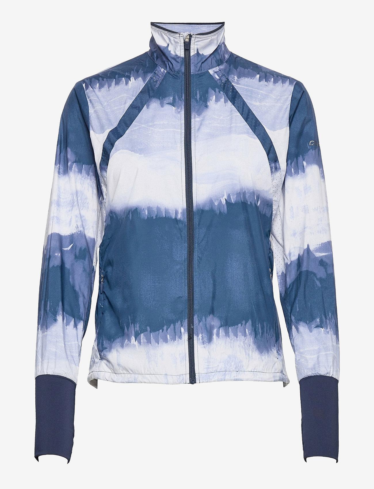 Craft - ADV Essence Wind Jacket W - treenitakit - multi-blues - 0