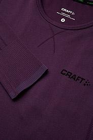 Craft - CRAFT AC RN LS W VIEW  - underställströjor - tune - 2