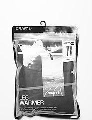 Craft - CRAFT LEG WARMER P GEO BLACK  - citi - black - 2