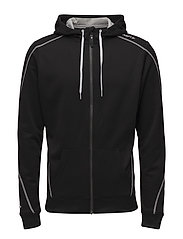 Craft ITZ full zip hood men navy - BLACK