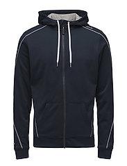 Craft ITZ full zip hood men navy - NAVY