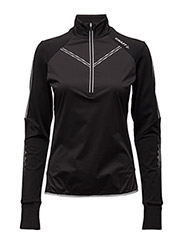 CRAFT BRILLIANT 2.0 THERMAL WIND TOP W SHOCK  - BLACK