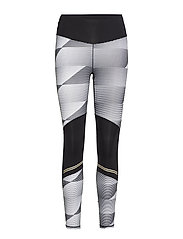 BREAKAWAY SHAPE TIGHTS  - BLACK/WHITE