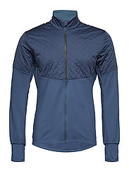 URBAN RUN THERMAL WIND JKT  - FJORD/TIDE