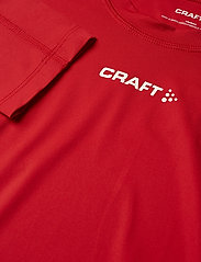 Craft - PRO CONTROL COMPRESSION LONG SLEEVE UNISEX - langarmshirts - bright red - 2