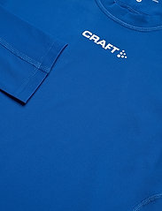 Craft - PRO CONTROL COMPRESSION LONG SLEEVE UNISEX - langarmshirts - royal - 2