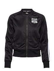 District (wct) jacket W - BLACK