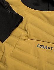 Craft - SUBZ HOOD SWEATER M - podstawowe bluzy - sencha/black - 2