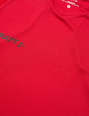Craft - Pro Control Impact SS Tee W - t-shirts - red/black - 2