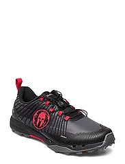 SPARTAN RD PRO M - BLACK/BRIGHT RED