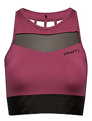 CHARGE CROPPED MESH SINGLET W - CURE