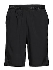 CORE ESSENCE RELAXED SHORTS M - BLACK