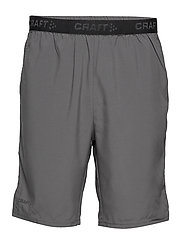 CORE ESSENCE RELAXED SHORTS M - GRANITE