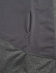 Craft - ADV ESSENCE LS TEE M - langarmshirts - dk grey melange - 5