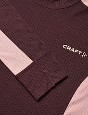 Craft - CORE DRY BASELAYER SET W - thermo ondergoedsets - peak/hint - 7
