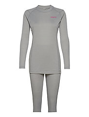 CORE WARM BASELAYER SET W - MONUMENT