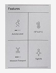 Craft - CORE WARM BASELAYER SET M - thermo ondergoedsets - burst - 4