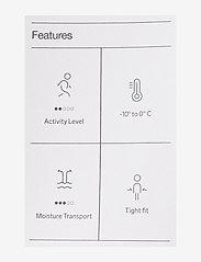 Craft - CORE WARM BASELAYER SET M - thermo ondergoedsets - dark olive - 4