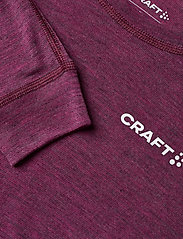 Craft - CORE WOOL MERINO SET W - underställsset - fame melange - 4