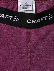 Craft - CORE WOOL MERINO SET W - underställsset - fame melange - 5