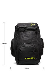 Craft - TRANSIT EQUIPMENT BAG 65 L - racketsporttassen - black - 4