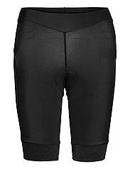 Core Endur Shorts W - BLACK-BLACK