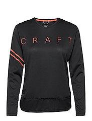 Core Offroad XT LS Jersey W - BLACK