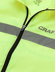 Craft - Active run safety vest U - virsjakas un lietusjakas - neon - 2
