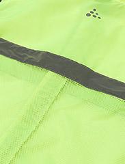 Craft - Active run safety vest U - virsjakas un lietusjakas - neon - 3