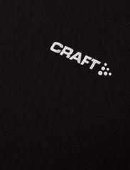 Craft - PRIME TEE M - sporta topi - black - 2