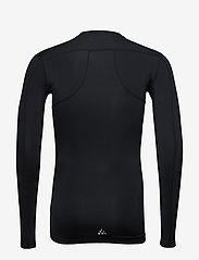 Craft - PRO CONTROL COMPRESSION LONG SLEEVE UNISEX - bluzki z długim rękawem - black - 1