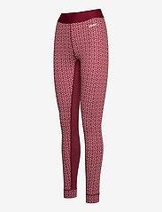 Craft - MERINO 240 PANTS W - nederdelar - rhubarg/touch - 2