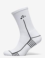 Progress Mid Sock - WHITE