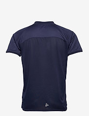 Craft - Pro Control Impact Polo M - t-shirts - navy/white - 1