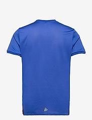 Craft - Pro Control Impact SS Tee M - t-shirts - cobolt/navy - 1