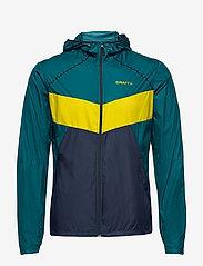 Craft - CHARGE LIGHT JKT M - training jackets - universe/blaze - 1