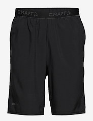 Craft - CORE ESSENCE RELAXED SHORTS M - chaussures de course - black - 0
