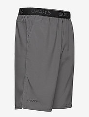 Craft - CORE ESSENCE RELAXED SHORTS M - chaussures de course - granite - 3