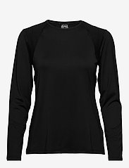 Craft - ADV ESSENCE LS TEE W - langærmede toppe - black - 0